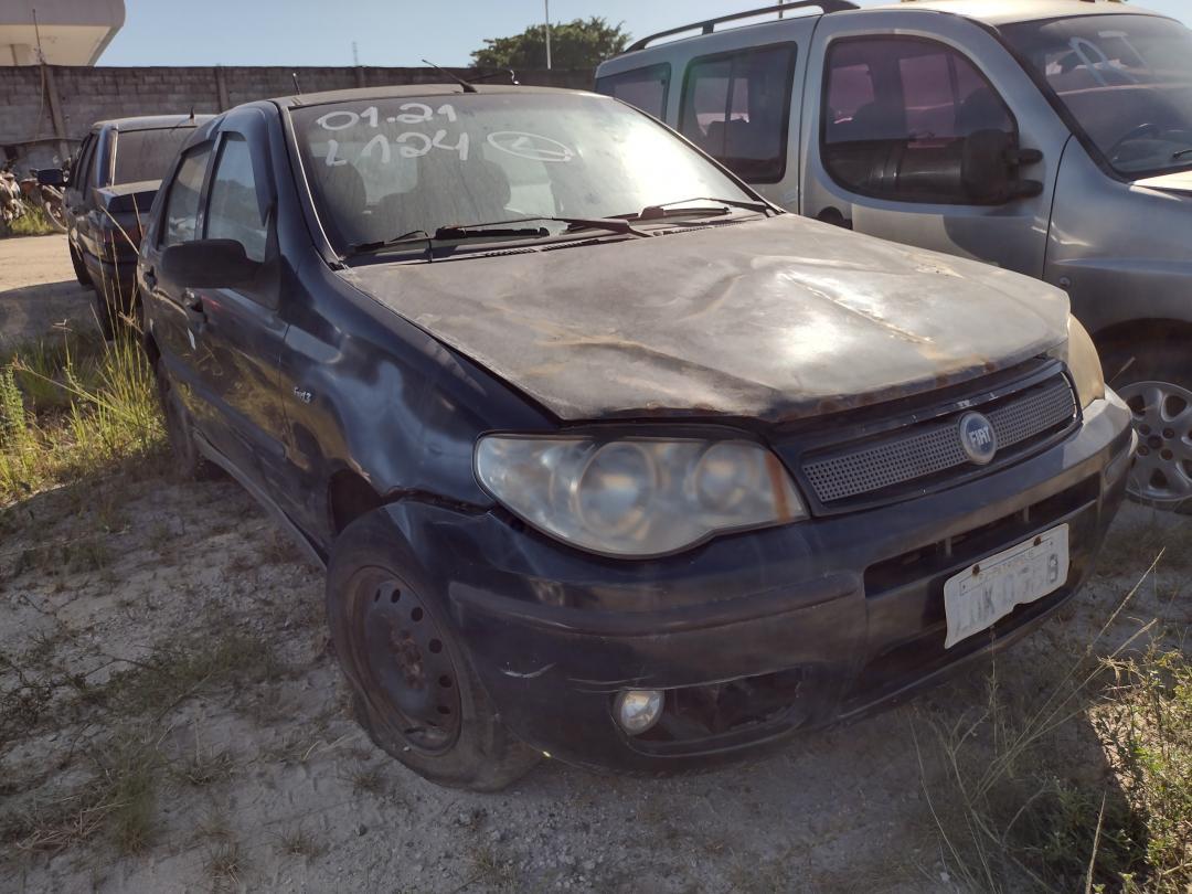 FIAT/PALIO ELX FLEX VERDE 2004